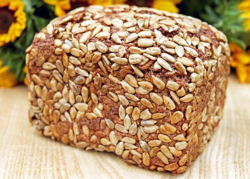 Пышный хлеб без дрожжей