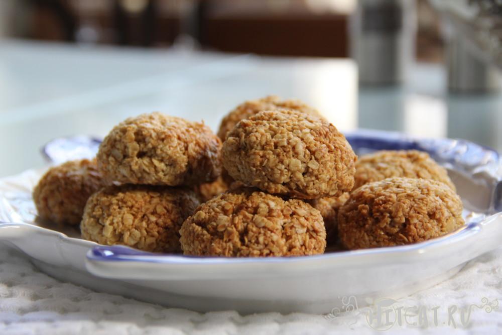 рецепт простого печенья в домашних условиях