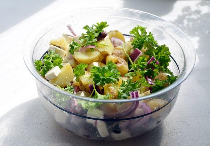 Картофельный салат - 409 рецептов приготовления пошагово