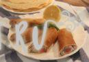 Блины с красной рыбой и творожным сыром — пошаговый рецепт