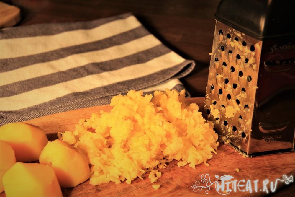 Картофельные котлеты - классические рецепты на сковороде
