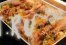 Курица с рисом в духовке — самый вкусный пошаговый рецепт