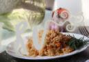Ленивые голубцы с капустой, рисом и фаршем. Пошаговый рецепт: