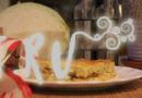 Заливной пирог с капустой в духовке — быстро и вкусно